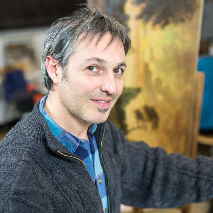Portrait de Stéphane Delhal
