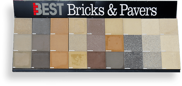 Best-pavers
