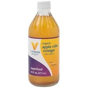 The Vitamin Shoppe Organic Apple Cider Vinegar