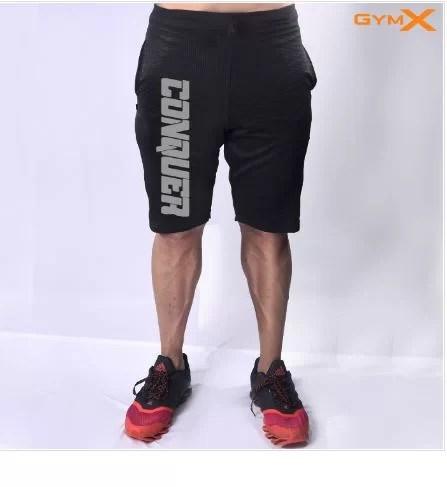 Shorts - Conquer on Acacia World