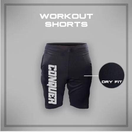 Shorts - Conquer