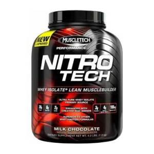 MuscleTech Nitro-Tech on Acacia World
