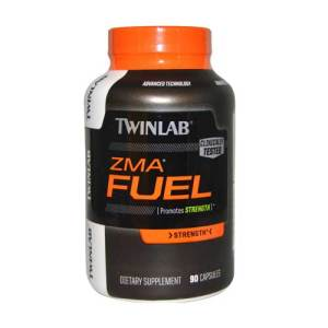 Twinlab ZMA Fuel 90 Capsules ON aCACIA wORLD