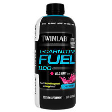 Twinlab Liquid L Carnitine Fuel 473 ml