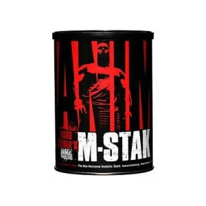 Universal Nutrition Animal M-Stack 21 Packs on Acacia World