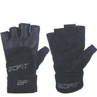 BioFit™ Classic Wrist Wrap Gloves for Men-0