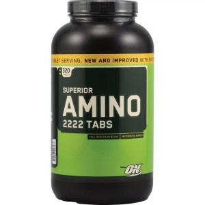 ON (Optimum Nutrition) Superior Amino 2222-0