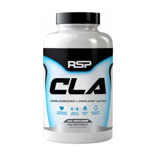 RSP Nutrition CLA Softgels-0