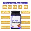 Acacia Gladiz™ High Protein Mass Gainer-1167