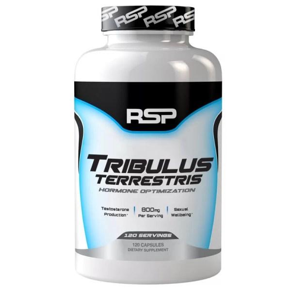 RSP Nutrition Tribulus Terrestris 120 Capsules