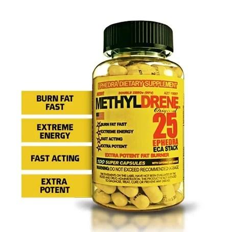 Cloma Pharma Methyldrene Original 100 Caps-1049