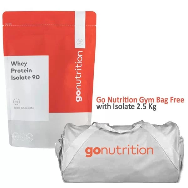 Go Nutrition Whey Protein Isolate 90-1252