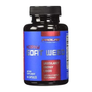 Prolab Horny Goat Weed Extract 60 Capsules