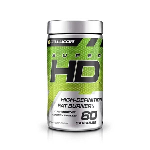 Cellucor Super HD 60 Caps