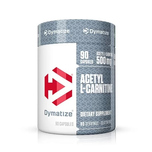 Dymatize Acetyl L-Carnitine 90 Capsules-0