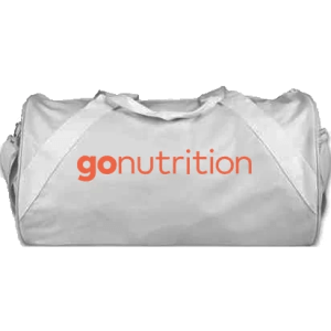 Go Nutrition Stylish Gym Bag