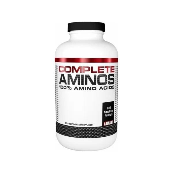 Labrada Complete Aminos - 320 Tablets-0