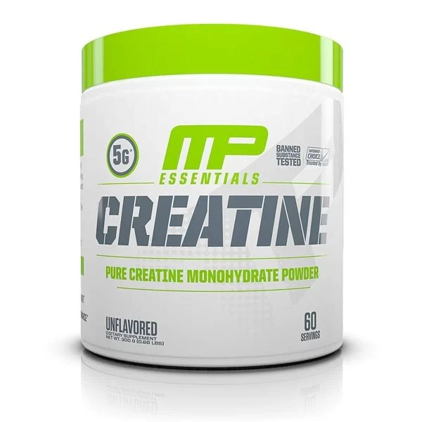 MusclePharm Creatine Unflavoured 60 servings-0