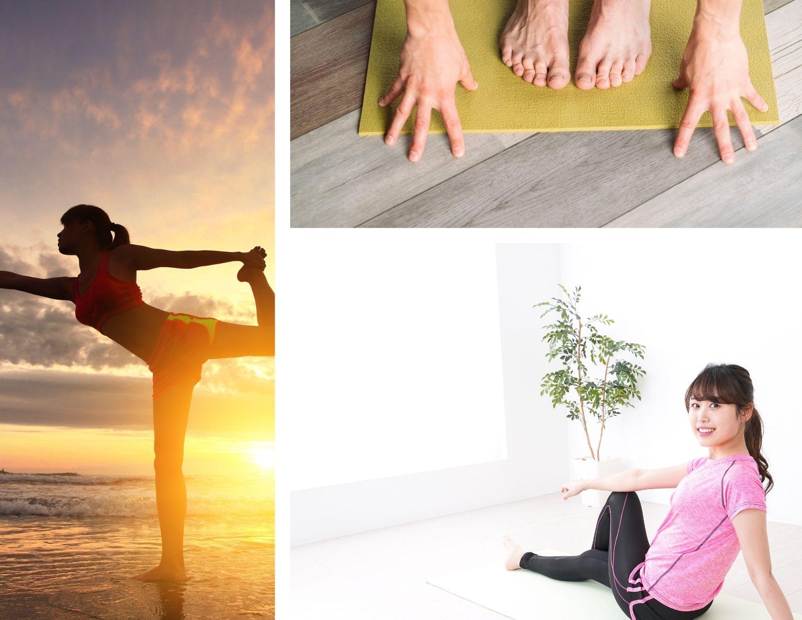 yoga deporte