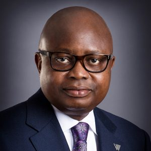Segun Oloketuyi, Managing Director, Wema Bank