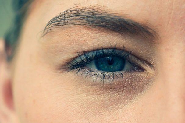 eye, eyebrow, woman
