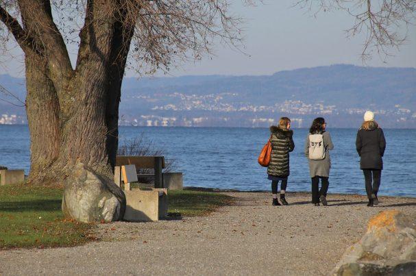 walk, beach, lake-4670393.jpg