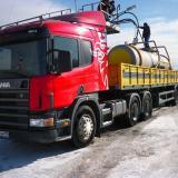 Новые правила перевозки опасных грузов вступили в силу
