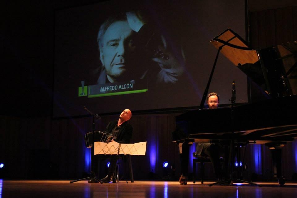 Nicolás Guerschberg al piano - Alejandro Guerschberg en bandoneón