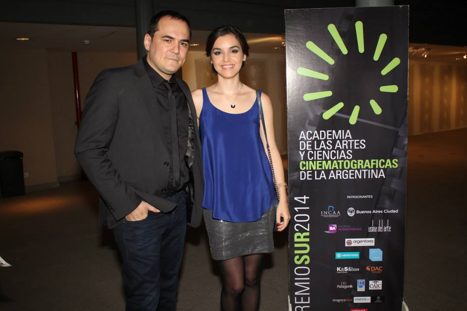 Ismael Serrano y Jimena Ruiz Echazú