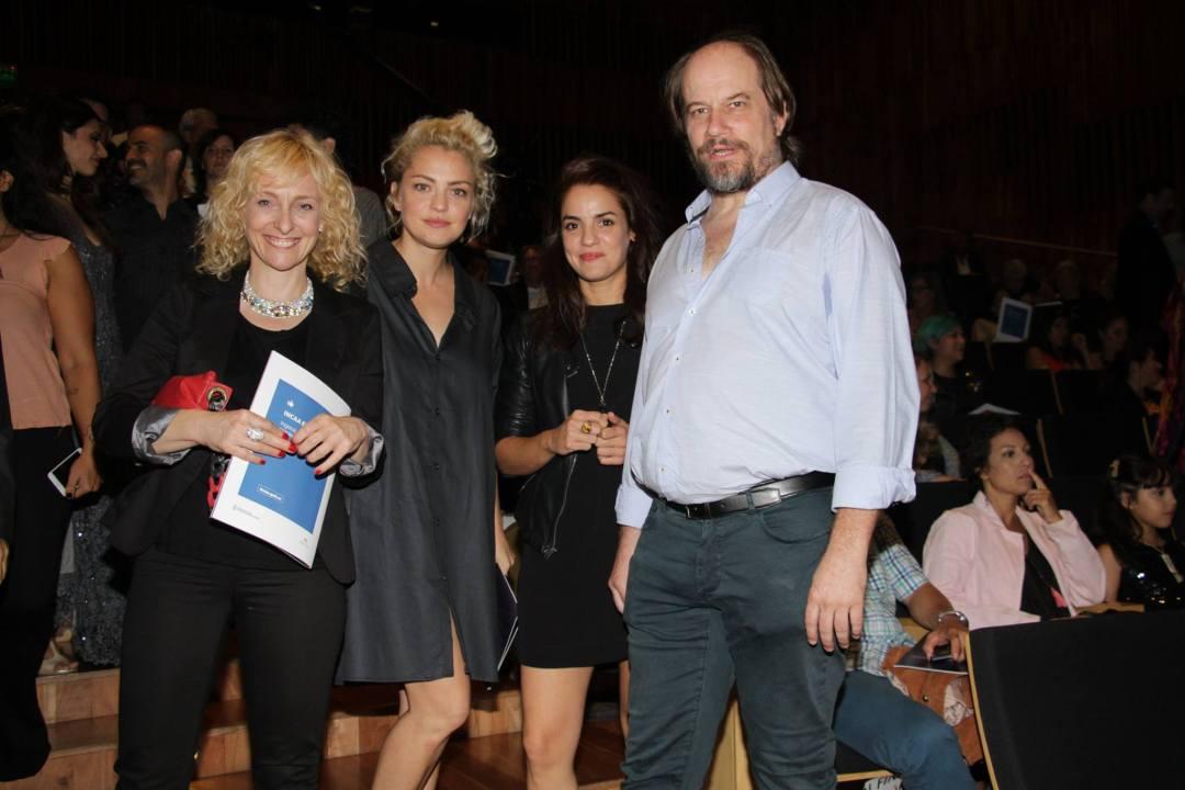 Mara Bestelli - Dolores Fonzi - Pilar Gamboa - Marcelo Subiotto