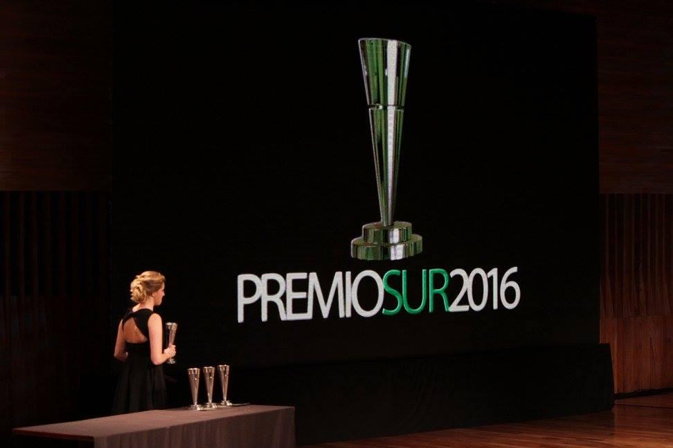 Joaquina Gentil y los últimos cuatro premios de la noche