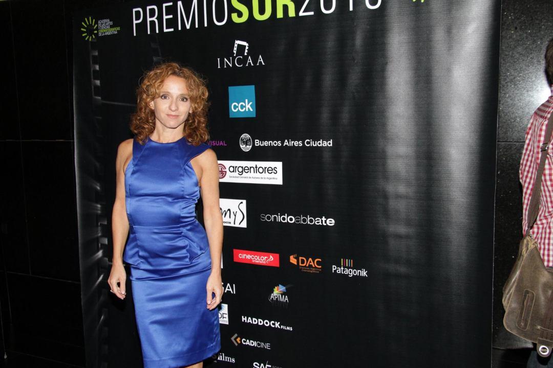 Veronica Calvo - productora ejecutiva