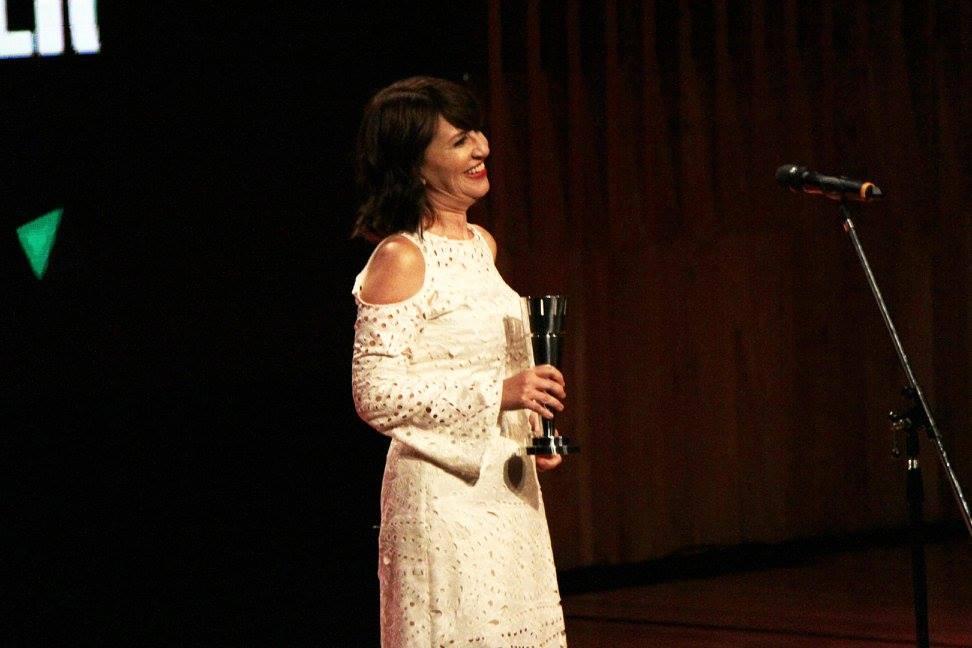 Mercedes Morán y el premio a Mejor Película