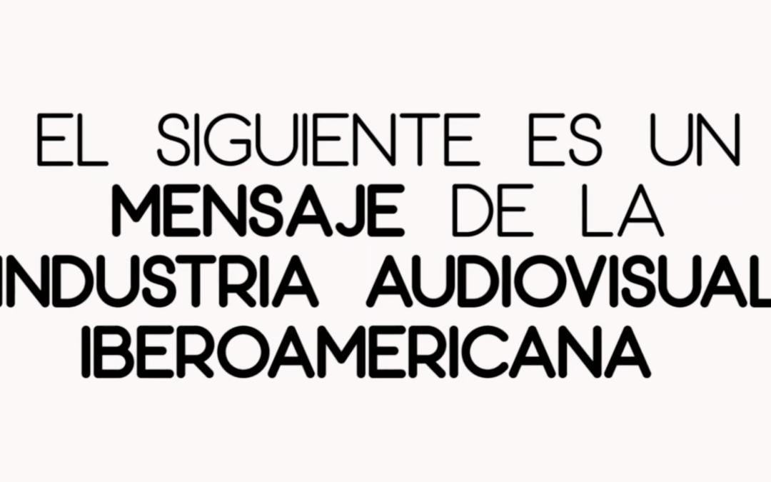MANIFIESTO AUDIOVISUAL IBEROAMERICANO