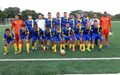 Nacional Sub-15 – Crespo ganó por la mínima diferencia