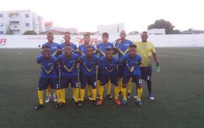 RESULTADOS, NACIONAL SUB-20 DIFUTBOL 2018