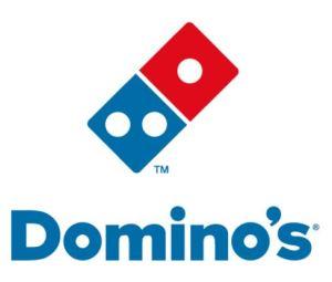 Logo de Dominos