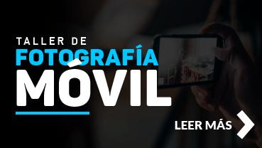 Curso de Fotografía Móvil Escuela de Diseño