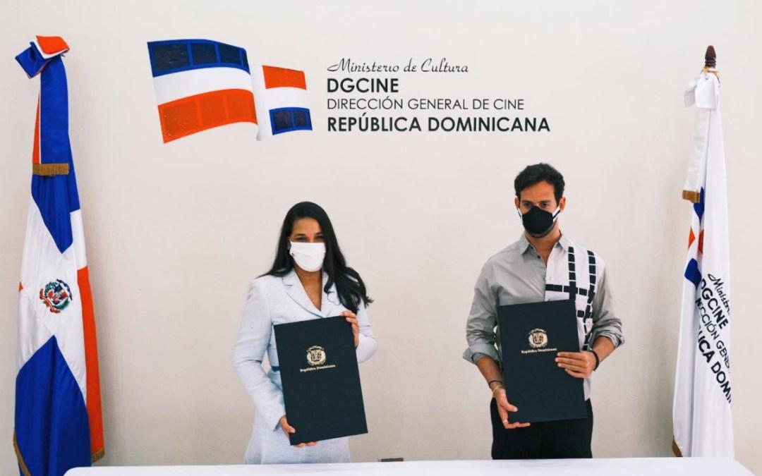 DGCINE y Design Week RD