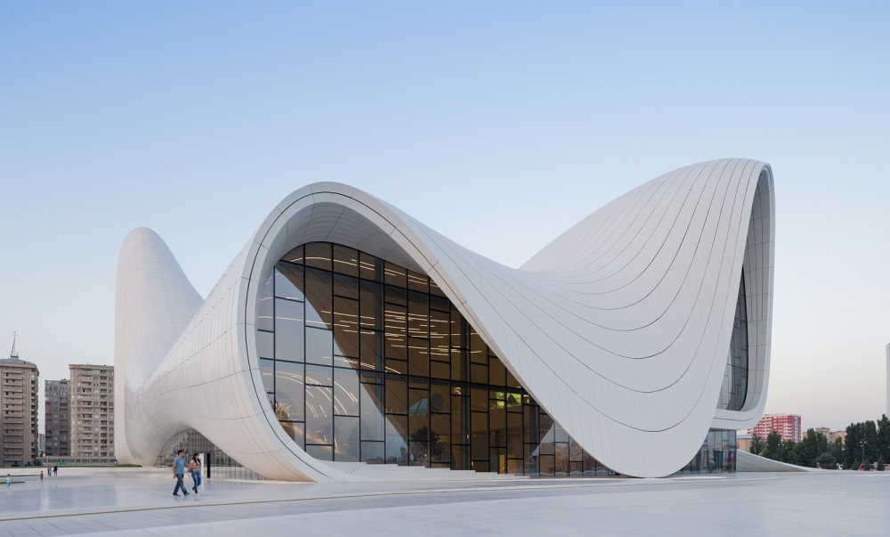 Zaha Hadid estilos arquitectonicos