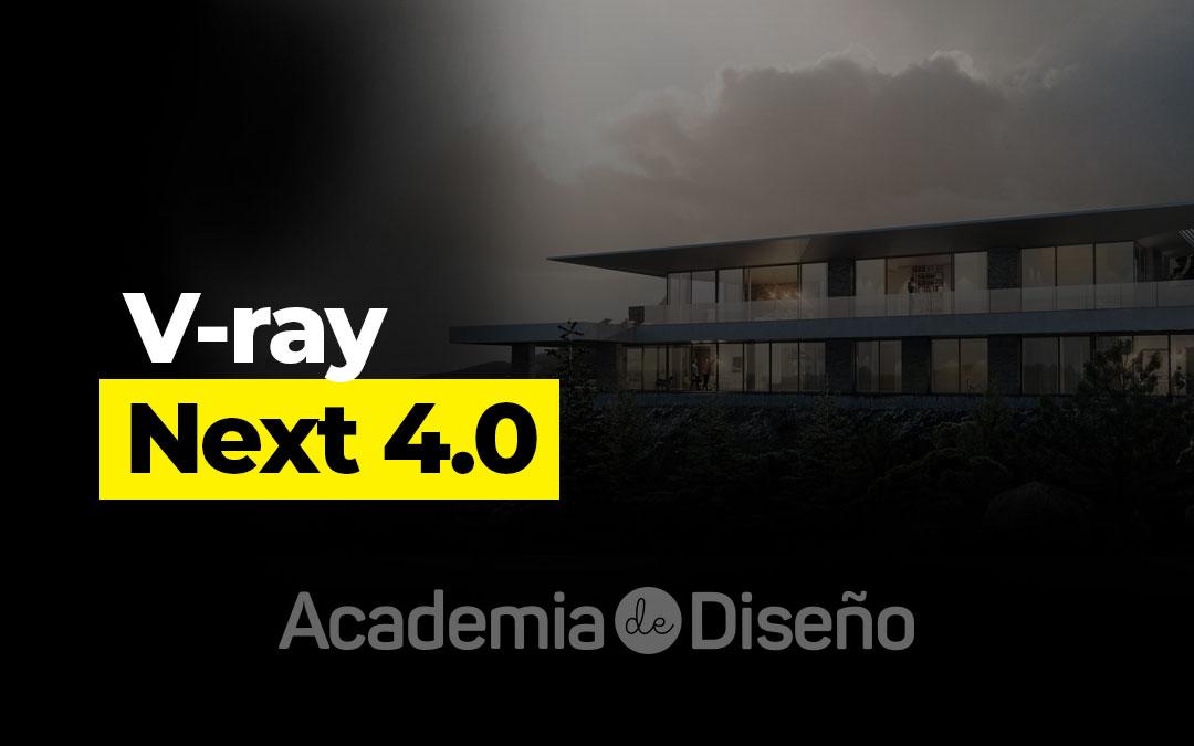 V-ray Next 4.0