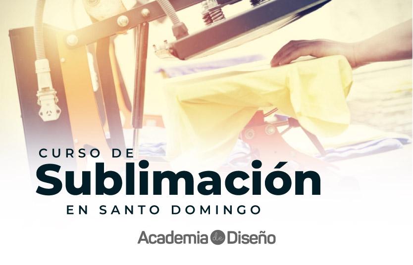 Curso de Sublimación en Santo Domingo