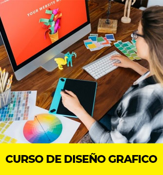 Curso de Diseño Grafico en Santo Domingo