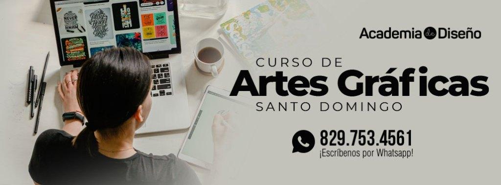 Curso de Artes Gráficas en Santo Domingo