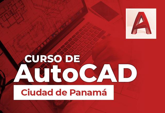 Curso de AutoCAD en Panamá