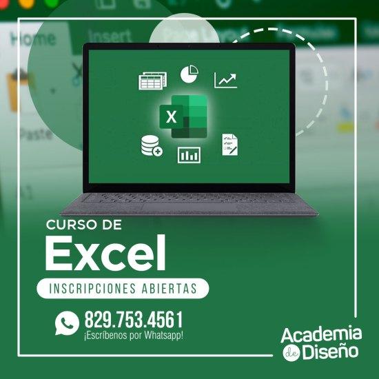 Curso de Excel Avanzado en Santo Domingo