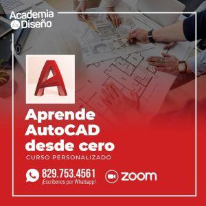 Curso de AutoCAD Básico en República Dominicana