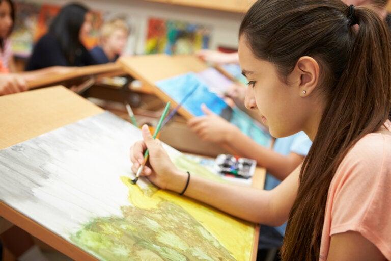 Escuela de Bellas Artes en Santo Domingo