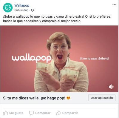 Campañas de publicidad en Facebook Ads