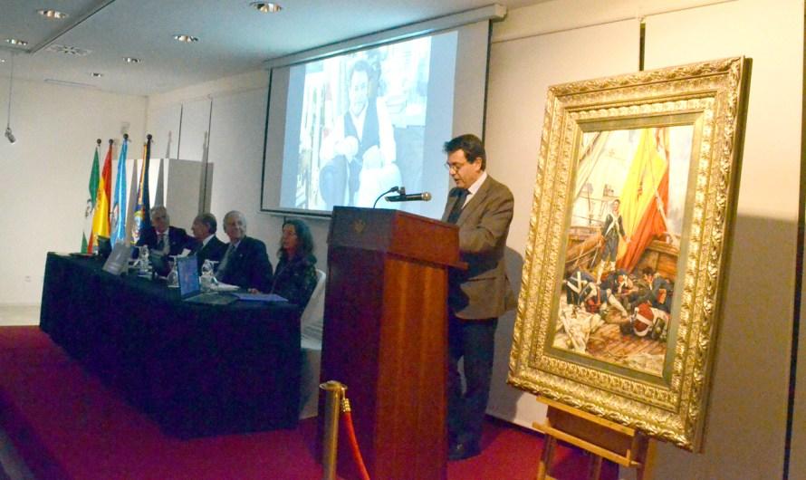 D. Augusto Ferrer-Dalmau Nieto: «El artista debe buscar la belleza, pero también tiene que cumplir una función social»